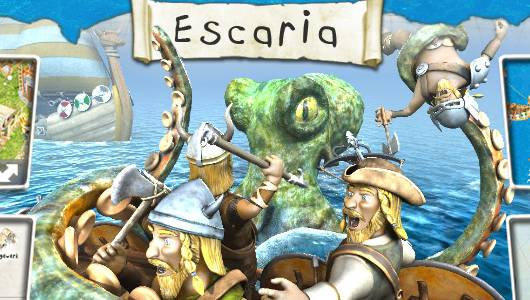 Escaria – nowa strategia MMO