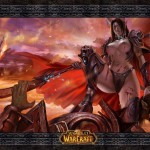 World of Warcraft: Sexi tapety (+18)!