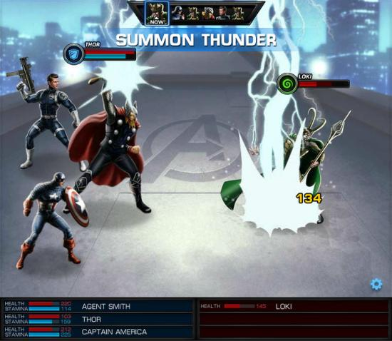 Marvel: Alliance Avengers marvel avengers alliance 1