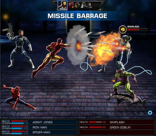 Marvel: Alliance Avengers marvel avengers alliance