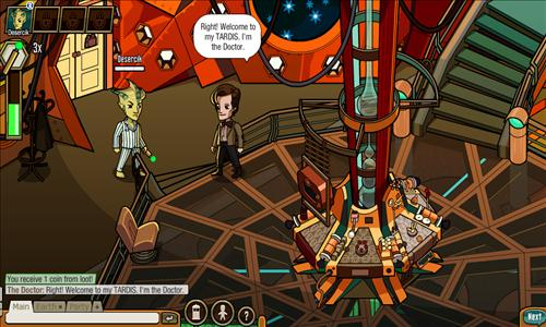 Doctor Who: Worlds in Time doctor who 2
