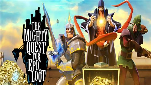 Mighty Quest for Epic Loot