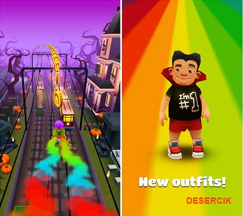 subway surfers na android endless runner gry mmo desercik pl gry