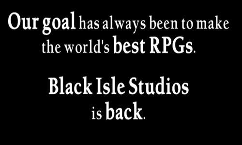 black isle come back