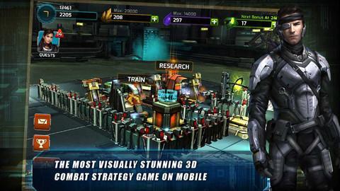 Dark District iOS