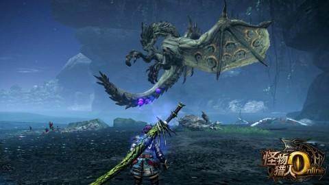 Monster-Hunter-Online-smok