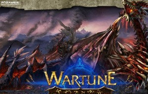 wartune screen