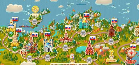 mapa gry