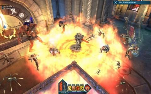 Mighty Quest for Epic Loot pozwala na korzysanie z szerokiej palety umiejętności