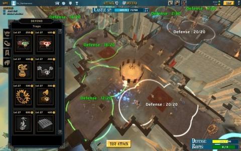 Broń się i atakuj, to głównej elementy wyróżniające gry tower defense