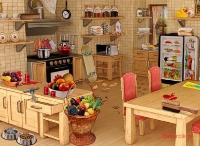 Idealna Pani Domu musi również posprzątać kuchnie