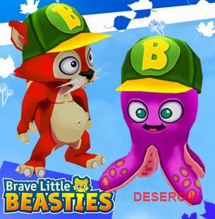 brave little beasties sokol