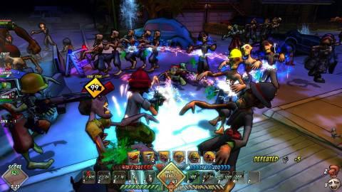Monster Madness Online 2