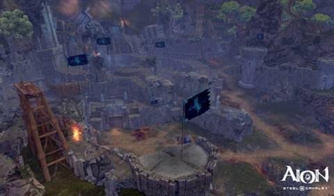 Iron Wall Warfront