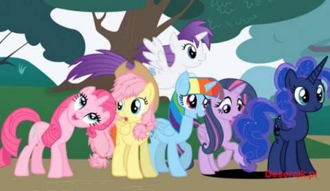Kucyki Pony zapraszają